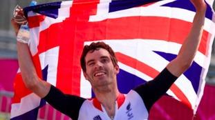 David Stone wins silver