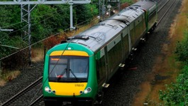 Revised timetable on London Midland because of staff shortages