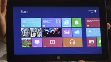 Microsoft's new Windows 8 Surface tablet