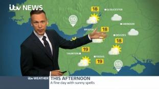 Weather with Luke Castiglione
