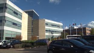 MBDA headquarters, Stevenage