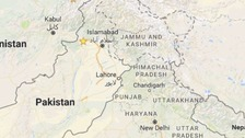 The attack happened in Jammu & Kashmir province