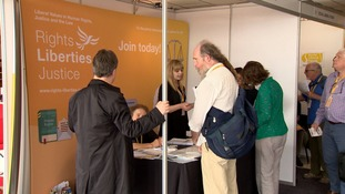 Mr Farron was speaking at the Lib Dem Conference in Brighton