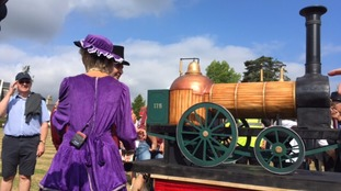 Full steam ahead- Town celebrates 175 years