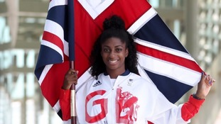 Kadeena Cox chosen as Great Britain's flag bearer for Paralympic closing ceremony