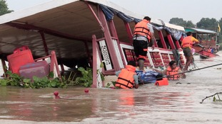 At least 18 dead after boat capsizes in Thailand