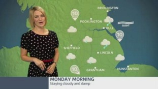 Weather with Kerrie Gosney