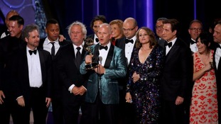 Emmy Awards: The People v OJ Simpson clears up as Game of Thrones breaks record