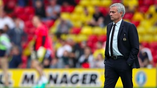 Jose Mourinho: We have to improve - and that's my job