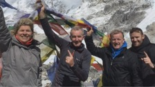 Cumbrian man first to complete Everest marathon with pacemaker