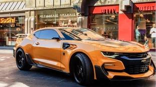 Transformers on Grainger Street