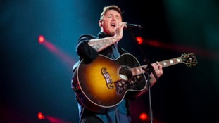 James Arthur's comeback single hits No1