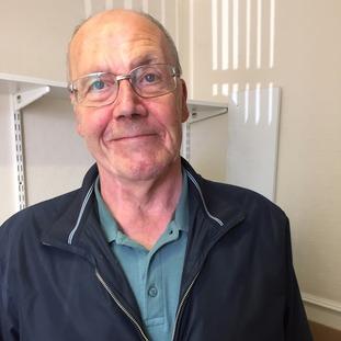 Michael Smedley, 73, has dementia