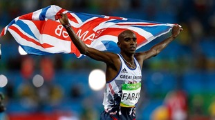 Mo Farah's medical records published online by Russian hackers known as Fancy Bears