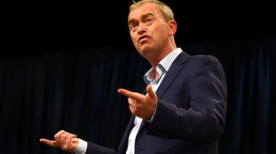 Tim Farron wants to stay in the EU, but he won't name his price