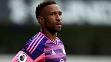 Sunderland's Jermain Defoe appears dejected during the Premier League match at White Hart Lane