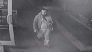A surveillance still of Ahmad Rahami was released by the police prior to his capture.