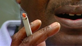 Smoking rates at lowest point on record