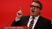 Watson says his leadership-election reform proposals are part of a longer term plan to try and unify his party