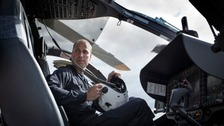 Prince William tells of sad, dark moments as East Anglian Air Ambulance pilot