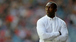 Jimmy Floyd Hasselbaink defends QPR formation and urges his players to do more
