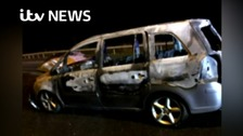 Couple 'furious' after recalled Zafira bursts into flames