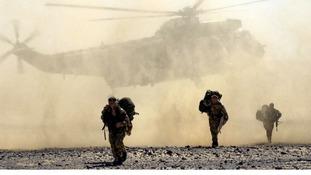 Royal Marines from 40 Commando