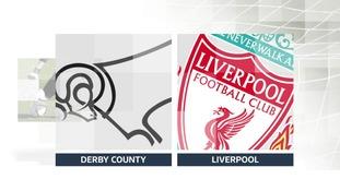 Derby County v Liverpool