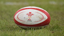WRU official rugby ball