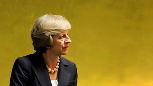 Theresa May commits £750 million to help tackle migrant crisis
