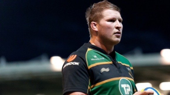 Dylan Hartley has been banned for eight weeks