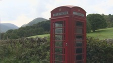 Phone boxes: a life line for rural Cumbria?