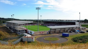 Could Sixfields be the scene of another Anglia defeat for Manchester Unit