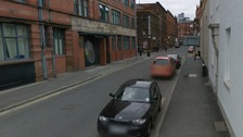 Dale Street, Manchester City Centre