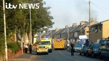 Three in hospital after stabbing incident in Kent