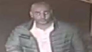 Officers are still appealing for witnesses and are keen to identify the man pictured.
