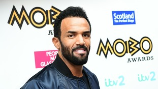 Craig David 'blessed' to be nominated for Mobo Award after 16-year music break