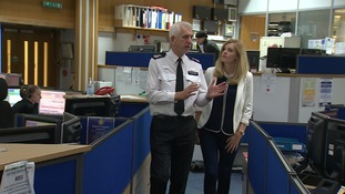 Alec Wood talks to ITV News Anglia's Claire McGlasson.