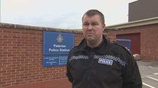 Steven Thubron, Durham Police