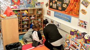 Nursery schools under threat