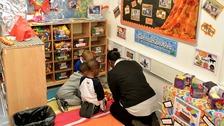 nursery school image
