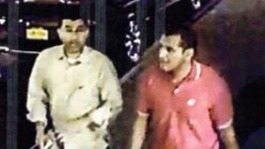 FBI looking for two men wanted over unexploded New York device
