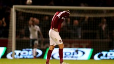 Brave Northampton Town beaten by Man Utd in the EFL Cup