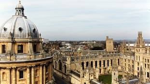 Oxford ranked best university in the world