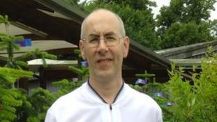 Robert Farrow has gone missing in Stevenage.