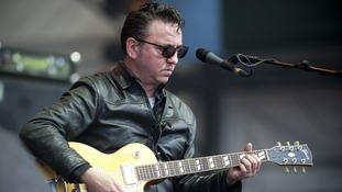 Richard Hawley is taking part in a fundraising single for Hillsborough families