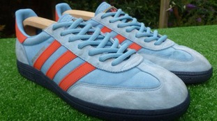 Adidas Manchester on sale on eBay for up to £1,000