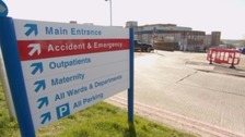 Maternity services 'may not be sustainable' at West Cumberland Hospital