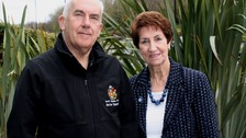 Colin Boxshall, manager of the community and public spaces protection team with Elected Mayor Norma Redfearn