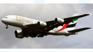 Emirates flight from Newcastle hits record numbers